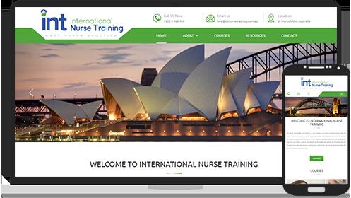 Int Nurse Training, Australia