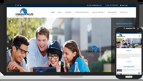 Hima-Aus Education Consultancy, Australia