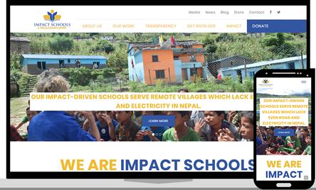Impact Schools, USA