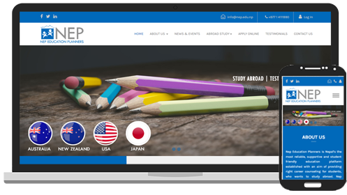 Nep Education Planners